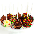 Fall Cake Pops Gift Box