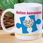 Autism Awareness Ceramic Mug