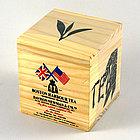 Boston Harbour Tea and Wooden Tea Chest