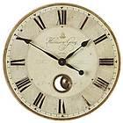 Harrison Gray Wall Clock