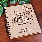 30th Birthday Memories Photo Album