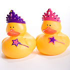 Princess Rubber Ducky