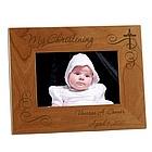 """""""My Christening"""" Photo Frame"""