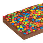 Fresh Fudge with M&Ms