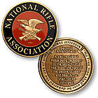 NRA Second Amendment Pocket Coin