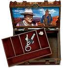 John Wayne Stagecoach Trunk Valet Box