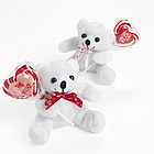 Valentine Bear with Candy Cello Bag Set