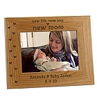 New Mom Photo Frame