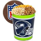 Popcorn in Seattle Seahawks 3 Gallon Gift Tin