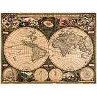 Olde World Map Tapestry