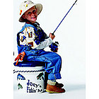 Junior Fishin' Pail - Blue