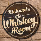 Personalized Signature Whiskey Room Home Bar Sign