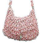 Shimmery Morn Soda Pop-top Shoulder Bag