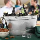 Personalized Stainless Steel Irish Shamrock Party Tub Cooler