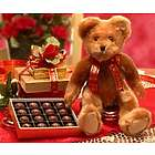 Valentine Teddy Bear and Truffles