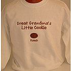 Personalized Little Cookies T-Shirt with Kid's Names