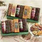 8 Holi-Bars Cheese and Summer Sausage Gift Box