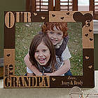 Our Hearts Belong to Him Engraved 8x10 Picture Frame