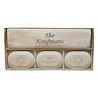 Personalized Hanukkah Soap Luxury Set