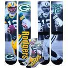 Aaron Rodgers Mens Socks