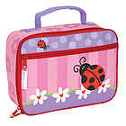 Ladybug Insulated Lunch Tote