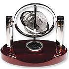 Magellan Globe and Clock