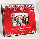 Personalized Holiday Surprises Picture Frame
