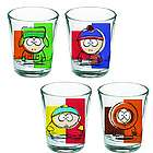 South Park Shot Glasses