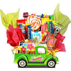 Special Delivery Candy Truck Retro Gift Box