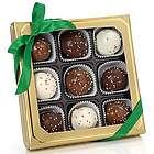 Holiday Belgian Truffle Cake Bons Gift Box