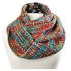 Multichromatic Infinity Scarf