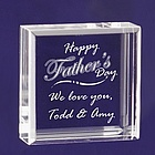 Tiny Treasures Father's Day Keepsake