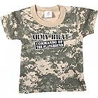 "Army Digital Camo ""Commando of the Playground"" T-Shirt"