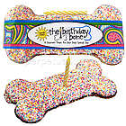 Doggie Birthday Bone