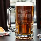 Take Flight Pilot Wings Colossal Beer Mug