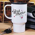 Personalized Godmother Travel Mug