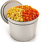 Assorted Flavor Pub Picks Popcorn Tin