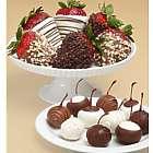 10 Sweet Cherries and 6 Fancy Berries