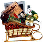 You Sleigh Me Snack Gift Basket