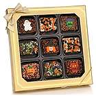 Halloween Chocolate Dipped Mini Krispies� Window Gift Box