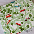 Baby's First Memory Book with Park Avenue Design