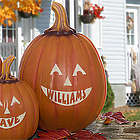 Personalized Large Jack-O-Lantern