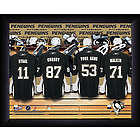 Personalized Pittsburgh Penguins Locker Room Print