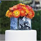 Photo Cube Cake Top/Centerpiece