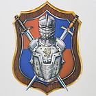 Knight's Armor Peel 'N Place