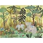 Safari Mural Banner