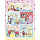 Doll House Canvas Reproduction Wall Art