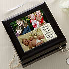 Personalized Photo and Poem Jewelry Box