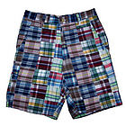 Men's Chesapeake Bay Madras Patchwork Shorts