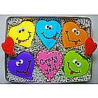 Crazy for You Sugar Cookie Gift Tin